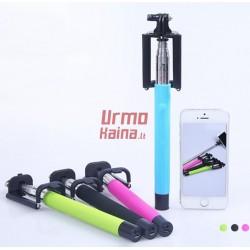 Selfie lazda su Bluetooth B3 Pro |Asmenukių teleskopinė lazda