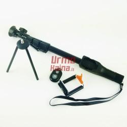 Bluetooth asmenukių teleskopinė lazda B4 Tripod