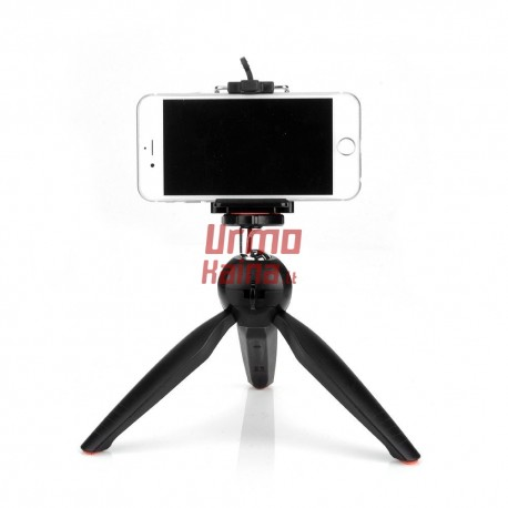 Selfie lazda su Bluetooth ir trikoju stovu B6 CARBON PRO